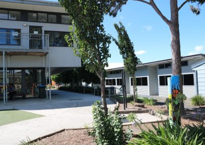 Senior Learning Centre and Modewrn Portables