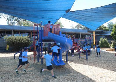 Year 3 Playground